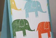 Cards - Baby/Kids / by Kim Getty