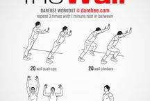 Legs work-outs