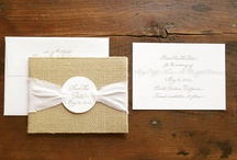Invitation ideas for Mariana + Per