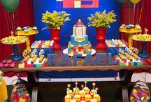Festa Lego Henrique 5!