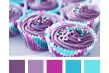 .:. Colour Palettes .:.