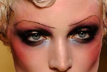 runway/avant garde makeup