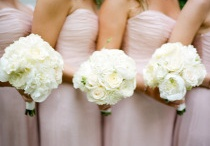 Bridal PartyAttire / The future belongs to those who believe in the beauty of their dreams   Eleanor Roosevelt