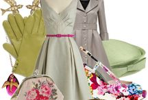 Vintage Style / by Brigette Joiner