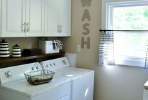 Laundry Room / by Anna D
