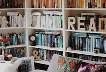 Books and related aesthetic