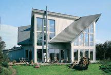 Свой дом: односкатная крыша