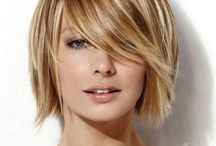 hair styles & cuts i like / by April Rice