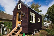 Tiny Homes / We'd like to build our own Tiny Home in the next two years to use when we stay in Wellington