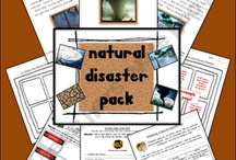 Natural disasters / by Jennifer McKinney