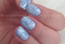 Nailstamping4fun / Nail stamping ideas