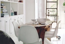 Room inspirations:  dining / by Shirley
