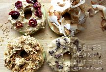 Healthy Snacks / Recipes and ideas for healthy snacks—mostly with vegetable or fruit components. / by Leigh Ann Hubbard
