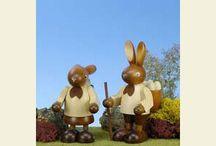 Easter in the Erzgebirge
