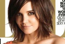 Medium length bobs / Hair styles