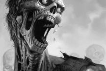 Zombies!!! / by Raphael Verçosa