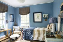 Baby Boy Room / by Pearl Bell