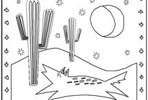 "Storytime Desert / Picture Books and activities for Storytime. See also board for Byrd Baylor; and board for Lizards & Geckos. ""I'm a cactus, I'm a cactus, in the desert, oh, so dry..."""