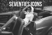 Seventies Icons
