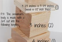 wood crafts instructions