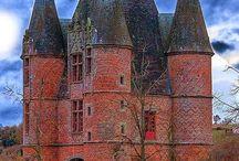 França Castelos e lugares