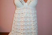imbracaminte / tricotaje crosetate