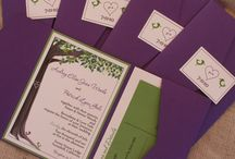 invitations / by Amy Charman