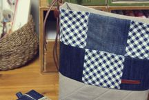 szycie - torebki, kuferki, portfele