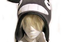 Флисовые шапочки для детей