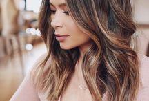 Marianna Hewitt hair