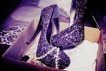When I'm an Old Woman I Shall Wear Purple... / by Traci LaRosa