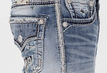 Stretch jeans clothing