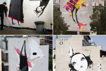 street art / by charles elliott