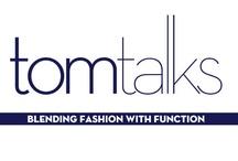 Tom Talks Fashion Tips