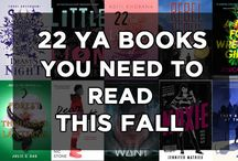 Young Adult Books <3