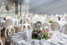 LOW CENTREPIECES / Low centrepiece inspiration. This board is a mixture of our designs and other floral designers.
