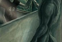 Ulfur arts / Wolf & werewolf