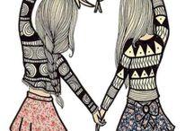 Best friends♡♥♡∞