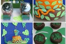 Birthday Party Planning ideas / by Glenda Montgomery