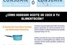 Aceite de coco para bajar de peso