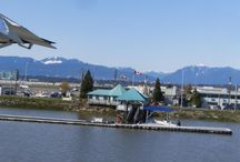 Seair Seaplanes Richmond (YVR) Base / Our terminal is located at 4640 Inglis Drive in Richmond, BC