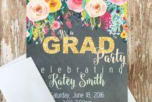 Graduation Party / Graduation party invites
