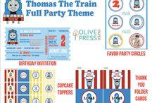 festa tren