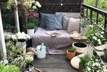 Home - Balcony