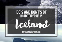 Iceland Trip / All we need for a perfect trip to Iceland!
