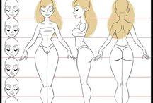 Anatomie dessin