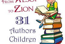 31 Authors Children Love: From Aesop to Zion / 31 favorite children's book authors (and our favorites of their works). Favorite authors, books, and enrichment activiites for each.