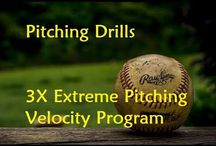 Pitching Drills Program