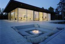 Recursos bien invertidos / El uso inteligente de los recursos a través del sistema prefabricado dio lugar a esta casa modular de 200.000€