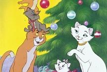 Julekugler og pynt med Aristocat